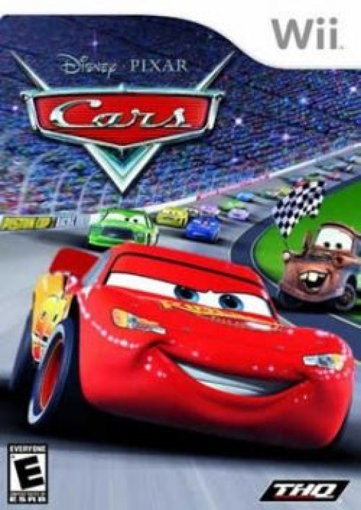 Cars The Video Game