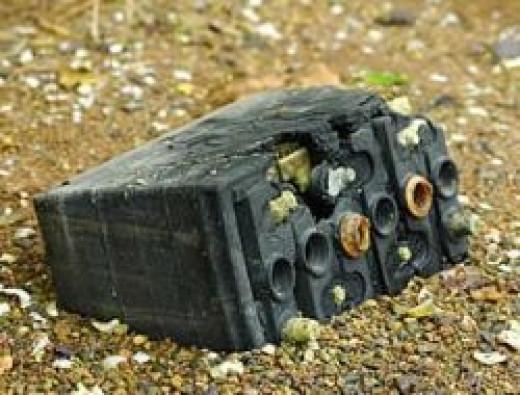 Leaking Car Battery