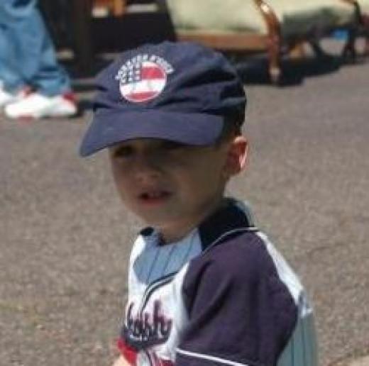 Baseball Hat for Kids