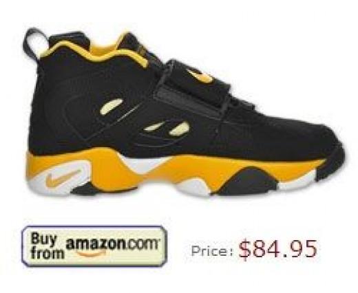 Nike Air Diamond Turf 2 velcro sneakers for boys