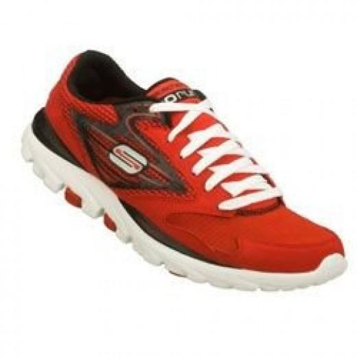 Skechers Go Run Mens Running Sneakers