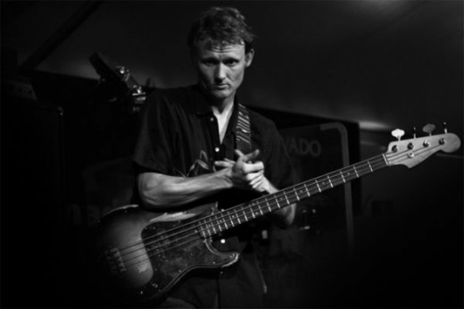best funk bass players - Chris Wood