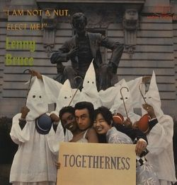 "I am Not a Nut, Elect Me Togetherness 1959 Fantasy Records 7007 12"" LP Record"