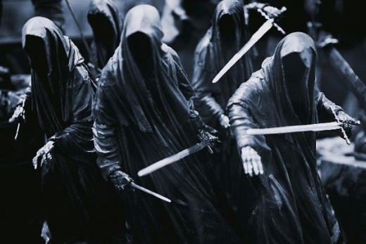 The Nazgul, badass hoodie characters number 1