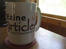 This is MY EzineArticles Mug!