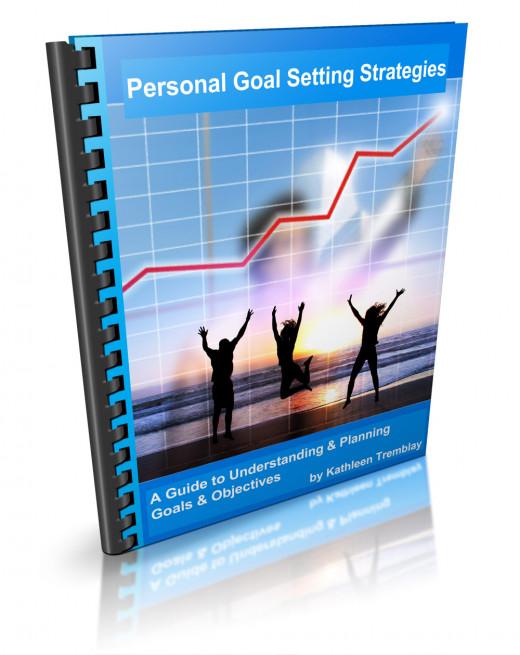 Goal Setting Workbook & Worksheets