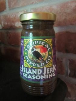 Island Jerk Seasoning - LOOKS a lot like Walkerswood... but ISN'T
