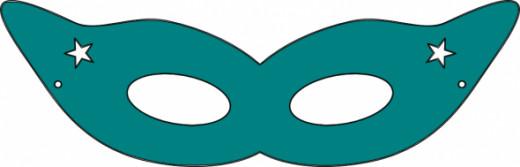 Free printable mask