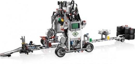 LEGO Mindstorms EV3 Expansion Kit Model