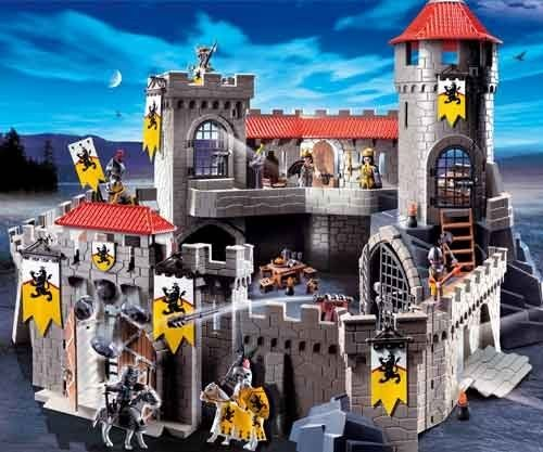 Lion Knights Castle by Playmobil