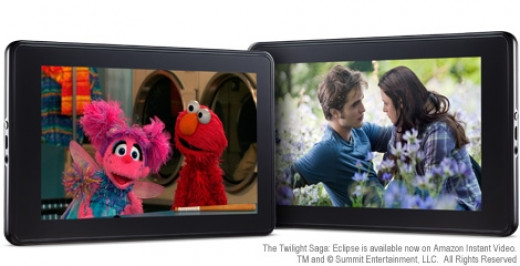 Kindle Fire Kids TV Shows