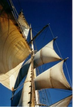 NAUTICAL FICTION - Introducing new series of seafaring adventures in the Age-of-Sail
