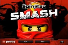 Ninjago Games: Spinjitzu Smash