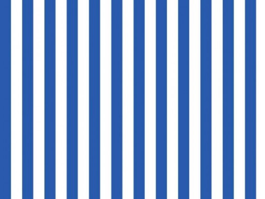 Pirate Blue Stripes for Bucky