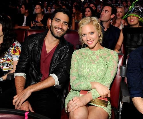 Hoechlin and Snow