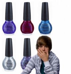 Justin Bieber OPI Nail Polish