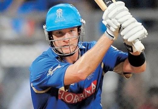 Shane Watson returns to Rajasthan IPL 5