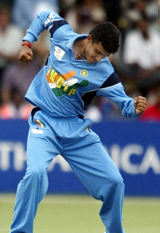 Sourav Ganguly is the greatest