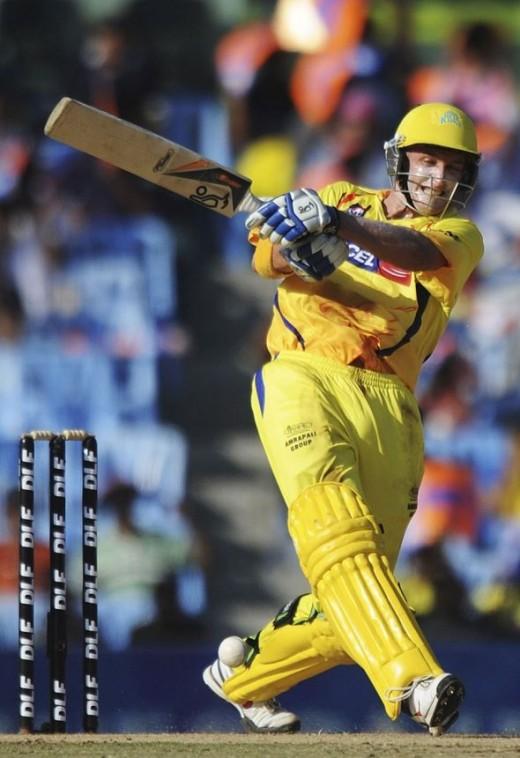 Michael Hussey (Chennai Super Kings)