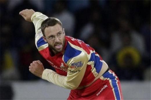 Daniel Vettori (Royal Challengers Bangalore)