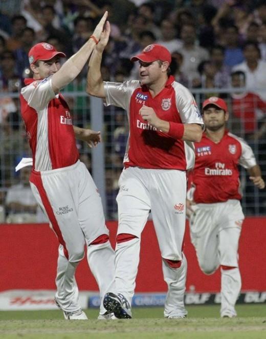 Ryan Harris (Kings XI Punjab)