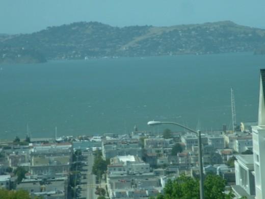 San Francisco Bay - taken by Me May 2012