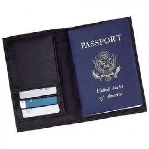 Passport Holder on Amazon
