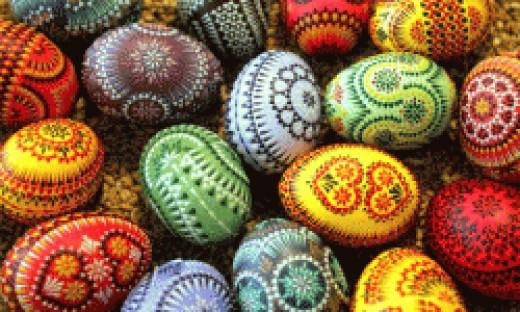 Green Easter Egg Gift Ideas