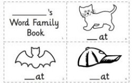 Printables Free Printable Word Family Worksheets word family worksheets free freebie families here are two math worksheet teaching free