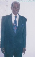 A Loving Tribute to My Father, Cuthbert Emmanuel Vincent BEM (1928 - 2010)
