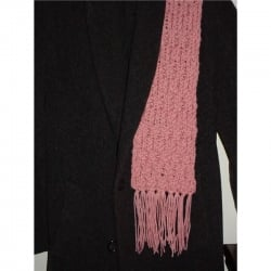Honeycomb Stitched Scarf