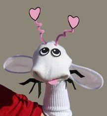 Easy Sock Puppets for Kids