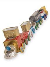 tin can train