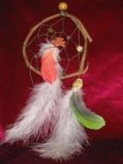 LEGEND OF THE NATIVE AMERICAN DREAMCATCHER
