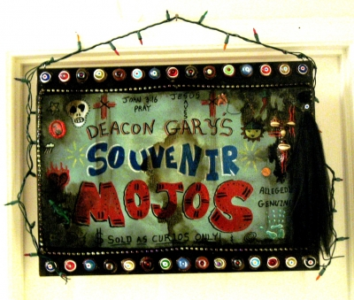 Deacon Gary's Souvenir Mojos