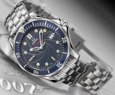 Best Luxury Watches: OMEGA