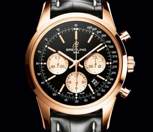 Best Luxury Watches: BREITLING