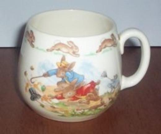 Bunnykins Cup