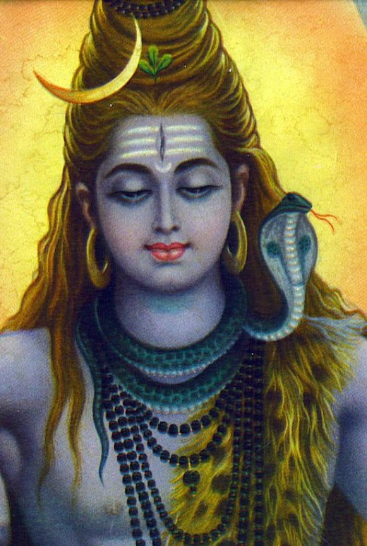 Image Shankara thru which The Formless SHIVA can be realized.