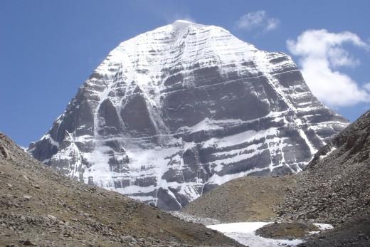 Mount Kailash considered abode of Shankara