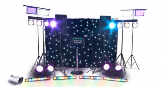 Large Karaoke System
