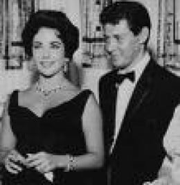 Eddie Fisher and Elizabeth Taylor (Husband #4)
