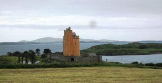 Kilcoe Castle & Roaring Water Bay