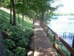 Walking Path Around Lake Geneva