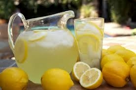 Fresh Squeezed Lemonade is the Best!