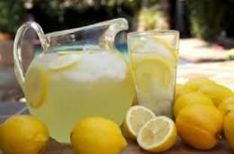 Fresh Squeezed Lemonade is the Best!