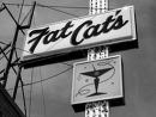 Fat Cats Cocktail Lounge Lake Geneva