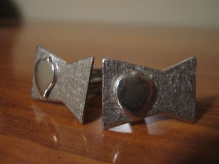 My grandfather's cuff links.
