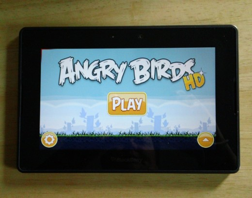 One of my favorite games side-loaded with Android. Downside was it cost $4.99. Opposed to the $1.99 I paid for the one on my iPod.