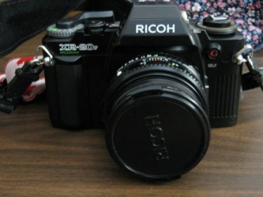 My first real camera. I worked in a camera store during high school and they let me pay it off with weekly payments. It still takes the best pictures.